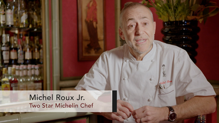 Michel Roux Jr Trailer 1